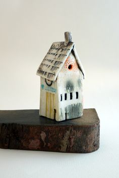 Tiny Dwellings - Made to order from Shirley Vauvelle  shirleyvauvelle@hotmail.co.uk