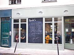 Rachel's in Paris - In my ballerines