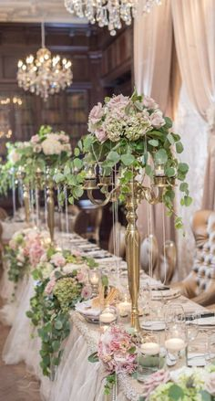 Photographer: Krista Fox Photography; Wedding reception centerpiece idea