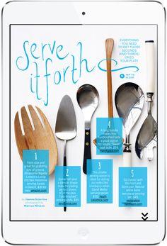 Bon Appetit Magazine for iPad By Condé Nast Digital More on www.magpla.net MagPlanet #TabletMagazine #DigitalMag