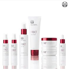 Did you know the 180 system can diminish the appearance of lines and wrinkles, and even your tone for a more appearance? Nu Skin, Aha Peel, Even Skin Tone, Younger Looking Skin, Anti Aging Skin Care, Face Wash, Therapy, How To Apply, Make Up