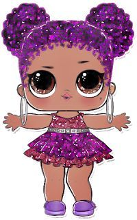 The centerpiece at this LOL Surprise Dolls birthday party i 8th Birthday, Birthday Parties, Lol Doll Cake, Doll Party, Lol Dolls, Cute Drawings, Paper Dolls, Baby Dolls, Coloring Pages