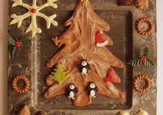 Vier kerst met Chocolade atelier Dubbel Puur  Tijdens deze workshop maak je een chocolade kerstboom, een chocolade sneeuwvlok en gevulde kerstbon...