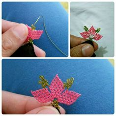 This Pin was discovered by Sev Needle Lace, Tatting, Elsa, Needlework, Knit Crochet, Diy And Crafts, Crochet Earrings, Couture, Dolls