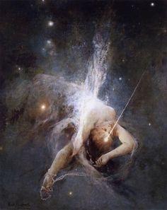 "( pruszkowski) ""falling star"" -1884"