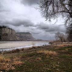Yellowstone river Billings Montana