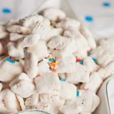 Cookie dough puppy chow