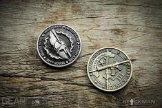 Second Amendment Challenge Coins