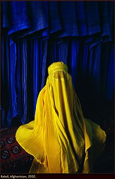 by Steve McCurry kabul afghanistan #photography #color