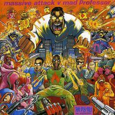 Massive Attack - No Protection Dub