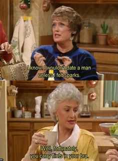 Golden Girls, Love, Rose, S2E10