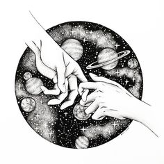 I hope and wish that your ultimate take away from the world of occult, mysticism. Space Drawings, Cool Art Drawings, Pencil Art Drawings, Art Drawings Sketches, Tattoo Sketches, Drawing Ideas, Art And Illustration, Ink Illustrations, Pen Art