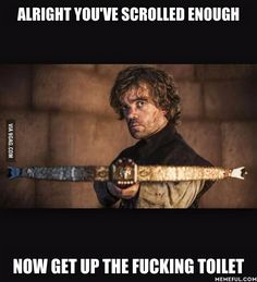 Listen to Tyrion!