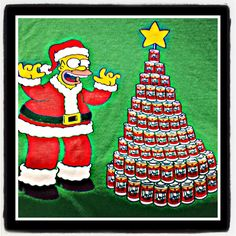 "The Simpsons ""Christmas"" #tShirt"
