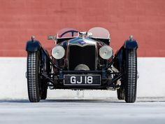 1930 Riley 9 Brooklands You are in the right place about black cars Here we offer you the most beautiful pictures about the bmw cars you are looking f Vintage Racing, Vintage Cars, Antique Cars, Art Deco Car, Bmw Cars, Jeep Cars, Girly Car, Bmw Classic Cars, Racing Events