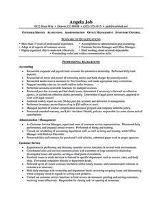 Qualifications Summary Resume Example Provide Professional Resume Writing Services  Professional Resume .