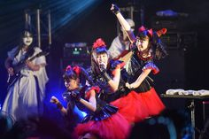 BABYMETAL WORLD TOUR 2015 Mexico! Circo Volador  9.May.2015.
