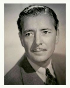 Ronald Colman Ronald Colman, Classic Movie Stars, Classic Man, Handsome Guys, British Actors, Black White Photos, Awesome Things, Classic Hollywood, Actors & Actresses