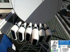 Impianto 6 Feed (7 - 9 - 13 - 16 - 19 - 23 Est) realizzato da #ARTESAT a GE-Sampierdarena Alta !!!! www.artesat.it  #as96 #aspc #stgoasbl #staswpbl  #stdwasfbpg #stdwfbac #sttcanot #stasappi #sttegfbac #sttggsp