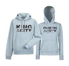 Komplet mikiny s kapucňou pre páry Mr Mrs Always Right šedé Mrs Always Right, Love Him, My Love, Shut Up, Mr Mrs, Kiss Me, King Queen, Hoodies, Sweatshirts