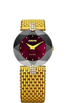 Montre Facet Strass Jowissa J5.014.M
