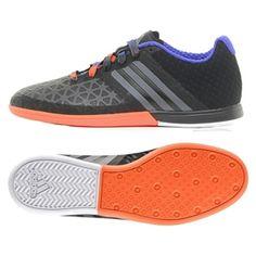 size 40 34853 67d2b Adidas ACE 15.1 CT Indoor Soccer Shoes (BlackNight MetallicSolar Orange)