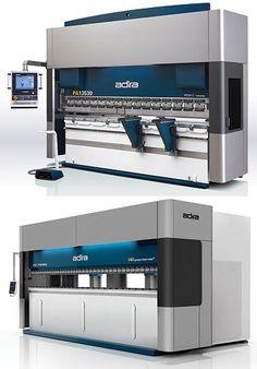 cellule robotisee de pliage adira Id Design, Tool Design, 3d Printing Machine, Industrial Machinery, Innovation Lab, Table Storage, Machine Tools, Machine Design, Electronic Devices
