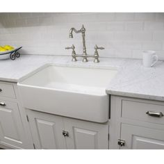 Fireclay Butler Large 29.5-inch Kitchen Sink | Overstock™ Shopping - Great Deals on Kitchen Sinks