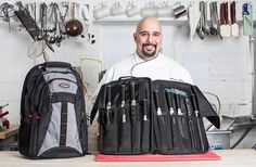 CHEF PAK® is a brand of high-value, sporty-looking culinary carrying cases that can easily accommodate all the needs of a chef or culinary student.