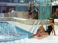 Oceania Marina - Pool Deck   #visoncruise #cruise #oceaniacruises