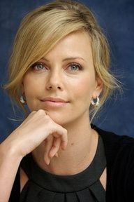 Charlize Theron stunning and talent