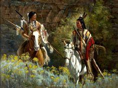 Native American Art Prints | ... Print -Giclee Prints Prints - Native American Prints by J. Hester