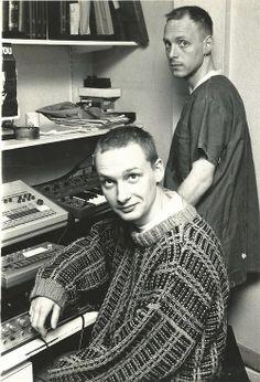 Paul and Phill Hartnoll, Orbital