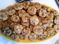 The best, softest Chocolate Chip Cookies EVER on BellaBai