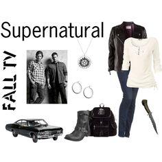 """Supernatural"" by tish-pathel on Polyvore"
