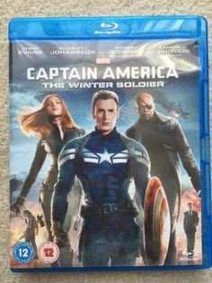 * * captain #america the #winter #soldier blu ray * *,  View more on the LINK: http://www.zeppy.io/product/gb/2/221897090332/