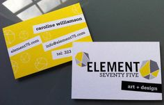 MOO recently launched the new line of premium business cards, which is basically their version of a letterpress card.