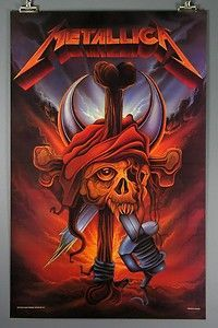 metallica posters - Google Search