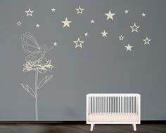 Fairy Children Wall Decal by decoryourwall on Etsy, $56.00