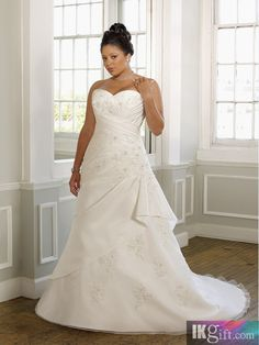Plus Size Wedding Dress Plus size Wedding Dresses