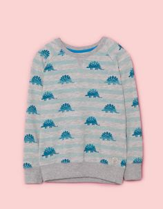 Pull&Bear - sweatshirt mit dino print