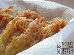 Fiori+di+Zucca+Fritti+senza+Uova+con+Pastella+integrale