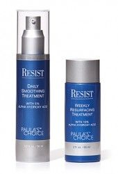 RESIST Skin Resurfacing & Smoothing System (Paulas Products) for all skin types