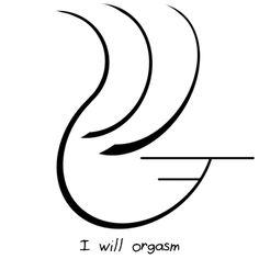 "Sigil Athenaeum - ""I will orgasm"" sigil? its extremely difficult for..."