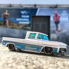 Model Cars Kits, Kit Cars, Custom Hot Wheels, Casting Pics, Chevy Pickups, Surfs Up, Scale Models, Diecast, Rolling Carts