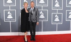 Sting at the Grammys