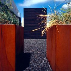 images of corten steel planters wallpaper