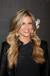 Erin Andrews at Annual Los Angeles Haunted Hayride The Congregation - Leather Celebrities Los Angeles Haunted Hayride, Robin Meade, Erin Andrews, Kelly Ripa, Gorgeous Hair, Beautiful, Hair Dos, Hair Makeup, Boyfriend