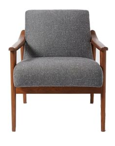 Mid-Century Show Wood Upholstered Chair - See more at: https://www.decorist.com/finds/100241/mid-century-show-wood-upholstered-chair/