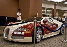 Bugatti Veyron Super Sport Pegaso Edition